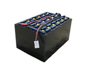 types of forklift batteries