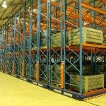 How to Store Wine Densely Using Mobile Pallet Racking