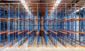 What is the best pallet rack for a warehouse