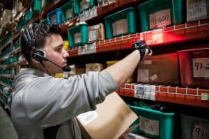 How to pick faster in a warehouse