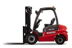 Manitou Group forklift