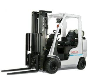 Nissan forklift manual