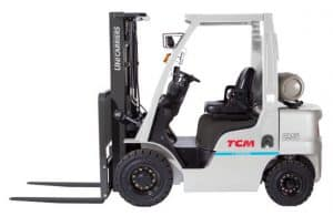 TCM forklift manual