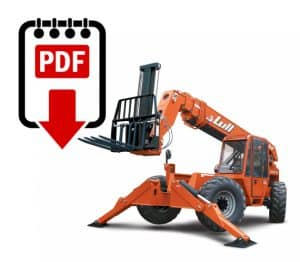 Lull forklift manuals
