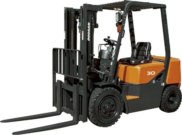daewoo g25s forklift parts manual