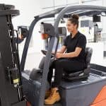 How to get a forklift drivers license