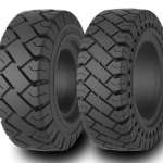 Difference between pneumatic and cushion forklift tires