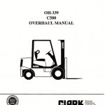 Free Hangcha R-Series CounterBalance Forklift Manual – Access PDF Online