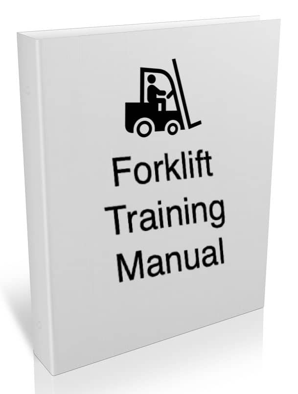 Forklift Training Manual Resources Free Training Guides You Can