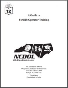 Guide to Forklift Operator Training