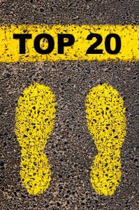 top 20 forklift companies