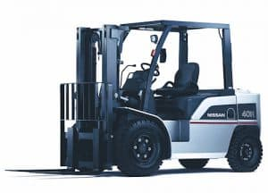 Nissan Forklift Manuals for Series 1F4