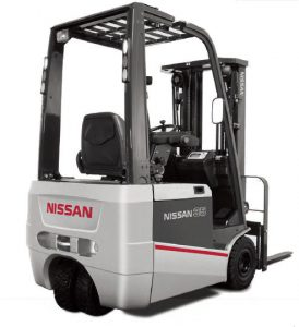 Nissan Forklift Manuals for Series 1N1