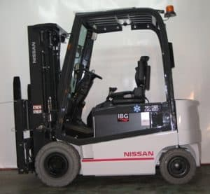 Nissan Forklift Manuals for Series 1Q2