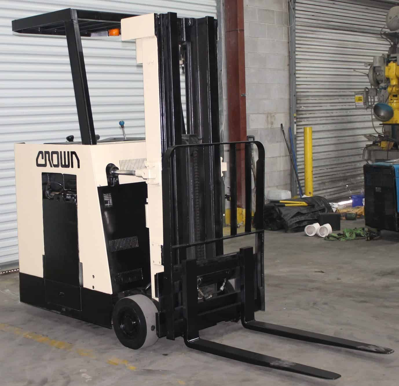 Crown 30RC forklift service manual – Download PDF