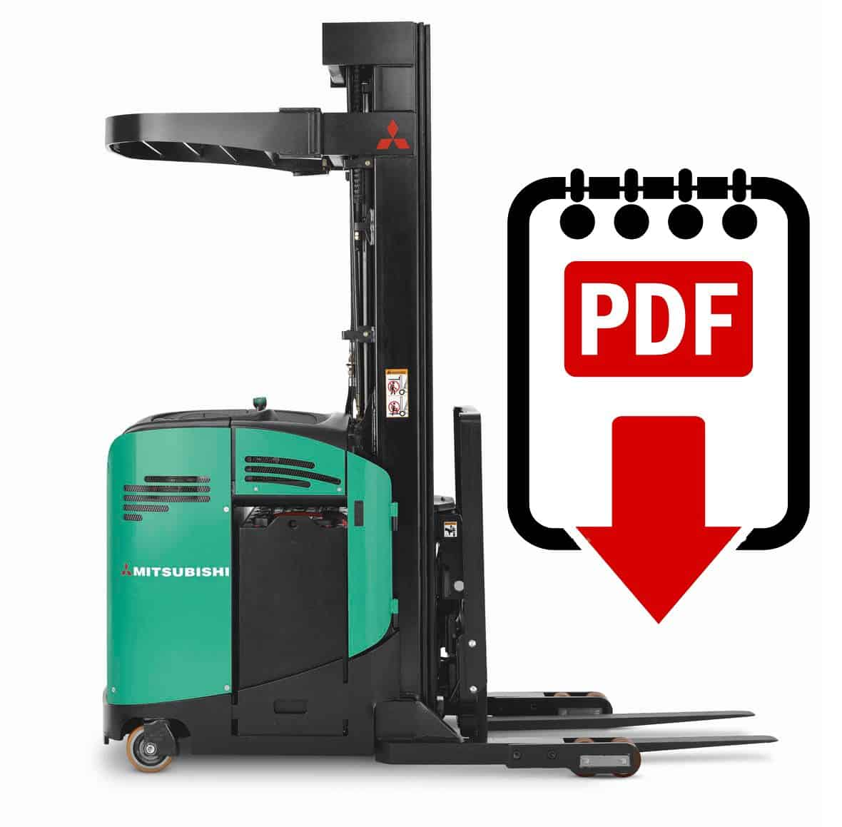 Mitsubishi esr15n operator manual mitsubishi array mitsubishi forklift edr13n 36v series manuals download pdfs instantly rh warehouseiq fandeluxe Images