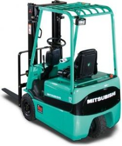 Mitsubishi Forklift Repair Manuals for FB20K Series