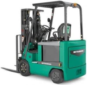 Mitsubishi Forklift Repair Manuals for 2FBC15 Series