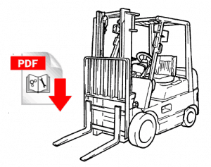 toyota forklift 42 6fgcu25 manual download pdf forklift manual rh warehouseiq com