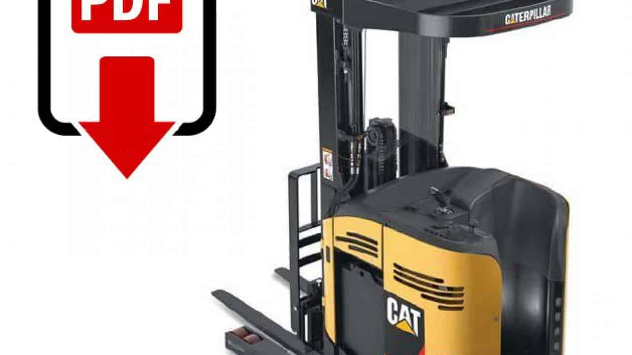 Caterpillar Electric Forklift Wiring Diagram    Wiring Diagram
