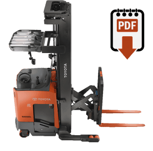 Forklift Repair Manuals for 6BRU18 Series