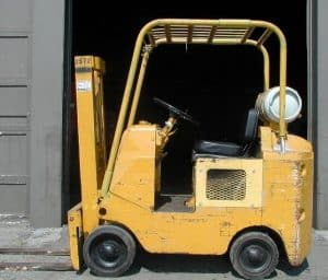 towmotor forklift manual