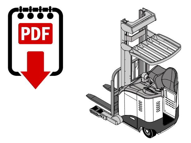 crown rr 5000 forklift repair manual download the pdf rh warehouseiq com