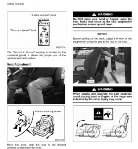 forklift owners manual