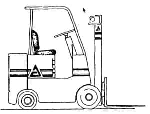 Allis Chalmers P60 forklift repair manual - PDF download
