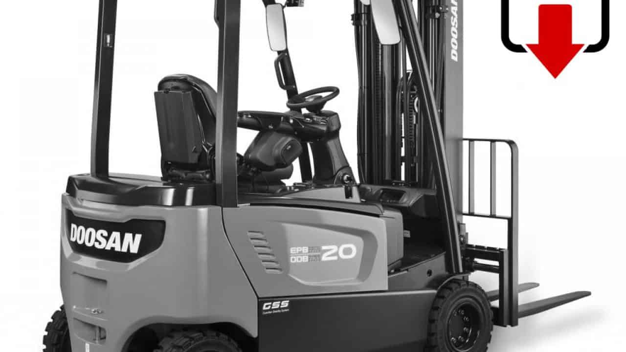 Daewoo-Doosan Forklift Manual | Download PDF Instantly on
