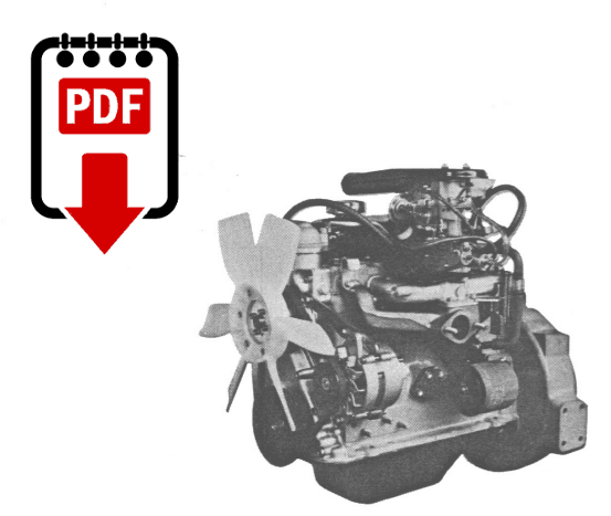 Toyota 4p Forklift Engine Repair Manual Download Pdfs Instantly